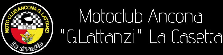 """Motoclub Ancona """"G.Lattanzi"""" La Casetta Logo"""